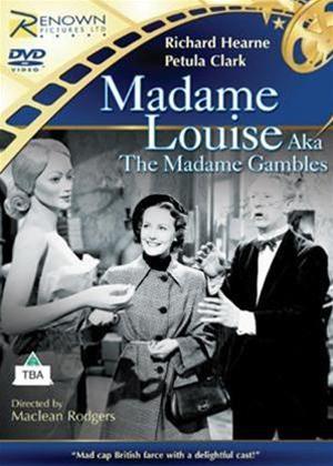 Rent Madame Louise Online DVD Rental