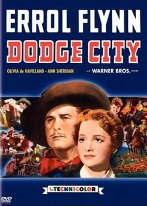 Rent Dodge City Online DVD Rental