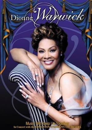 Rent Dionne Warwick: Love Will Keep Us Together Online DVD Rental