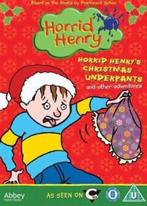 Horrid Henry: Underpants Online DVD Rental