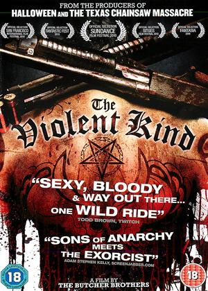 Rent The Violent Kind Online DVD Rental