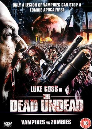Rent The Dead Undead Online DVD Rental