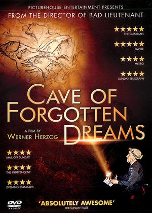 Rent Cave of Forgotten Dreams Online DVD Rental