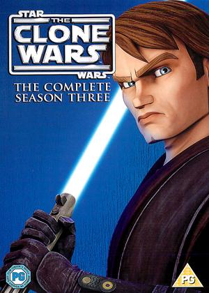 Rent Star Wars: The Clone Wars: Series 3 Online DVD Rental