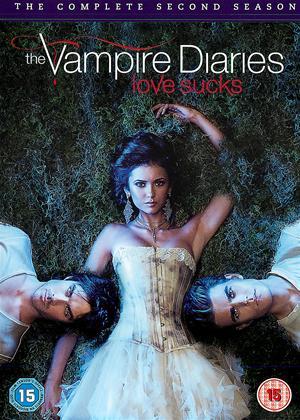 Rent The Vampire Diaries: Series 2 Online DVD Rental