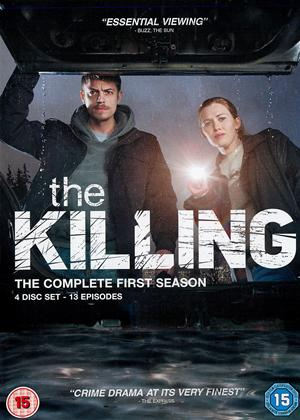 Rent The Killing: Series 1 Online DVD Rental