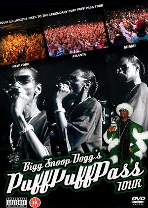 Rent Snoop Dogg: Puff Puff Pass Tour Online DVD Rental