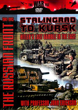 Rent The Russian Front 1941-1945: Stalingrad to Kursk Online DVD Rental