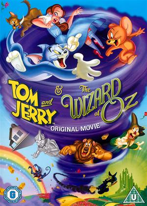 Rent Tom and Jerry: Wizard of Oz Online DVD Rental
