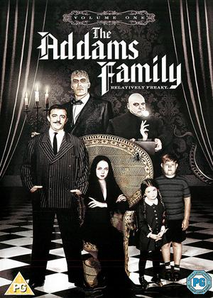 Rent The Addams Family: Series 1 Online DVD Rental
