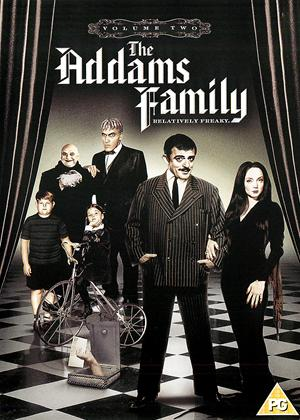 Rent The Addams Family: Series 2 Online DVD Rental