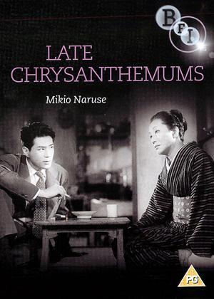 Rent Mikio Naruse Collection: Late Chrysantemums (aka Bangiku) Online DVD & Blu-ray Rental