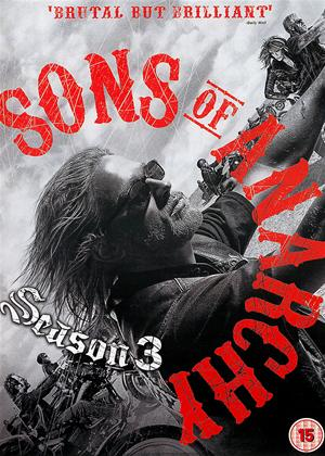 Rent Sons of Anarchy: Series 3 Online DVD Rental