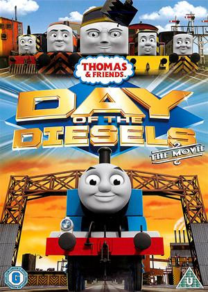 Rent Thomas the Tank Engine and Friends: Day of the Diesels: Movie Online DVD Rental
