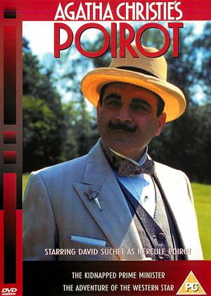 Rent Agatha Christie's Poirot: The Kidnapped Prime Minister / The Adventures of The Western Star Online DVD Rental