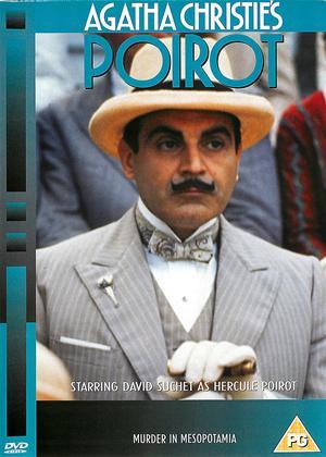 Rent Agatha Christie's Poirot: Murder in Mesopotamia Online DVD Rental