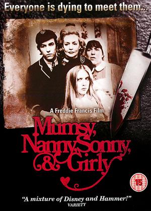 Rent Mumsy, Nanny, Sonny and Girly Online DVD Rental