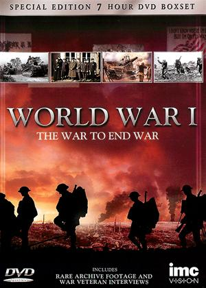 Rent World War 1: The War to End War Online DVD Rental
