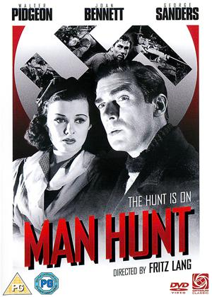 Man Hunt Online DVD Rental