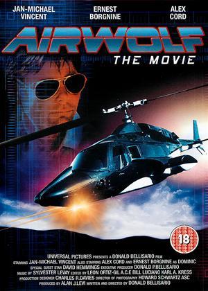 Rent Airwolf: The Movie Online DVD Rental