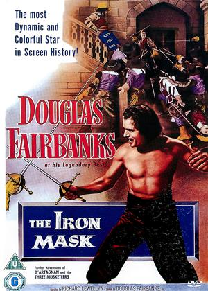 Rent The Iron Mask Online DVD Rental