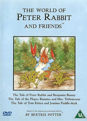 Rent The World of Peter Rabbit and Friends: Vol.1 Online DVD Rental