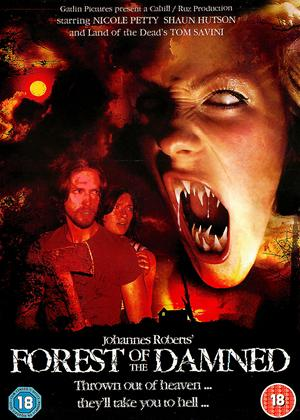 Forest of the Damned Online DVD Rental