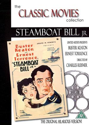 Rent Steamboat Bill Jr Online DVD Rental