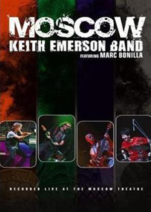 Rent Moscow: Keith Emerson Band Featuring Marc Bonilla Online DVD Rental