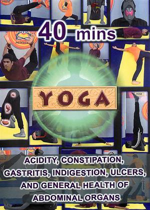 Rent Yoga for Digestive Problems Online DVD Rental