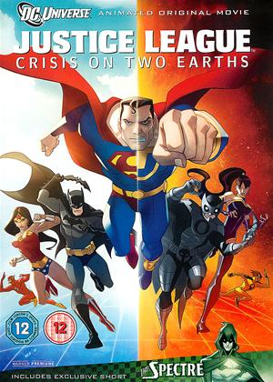 Rent Justice League: Crisis on Two Earths Online DVD Rental