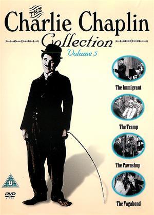 Rent Charlie Chaplin Collection: Vol.5 Online DVD Rental