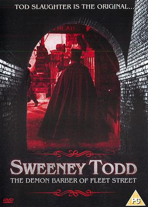 Rent Sweeney Todd: The Demon Barber of Fleet Street Online DVD Rental