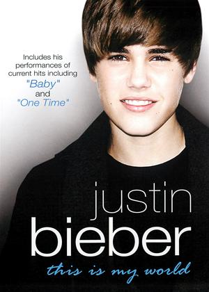 Rent Justin Bieber: This Is My World Online DVD Rental