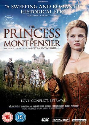 Rent The Princess of Montpensier (aka La princesse de Montpensier) Online DVD Rental
