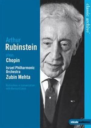 Rent Arthur Rubinstein: Plays Chopin Online DVD Rental