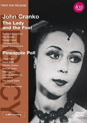 Rent John Cranko: The Lady and the Fool / Pineapple Poll Online DVD Rental