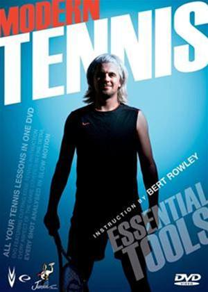 Rent Modern Tennis: The Essential Tools Online DVD Rental
