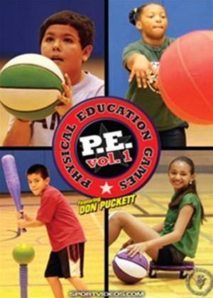 Rent Physical Education Games: Vol.1 Online DVD Rental