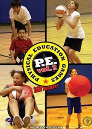 Rent Physical Education Games: Vol.2 Online DVD Rental