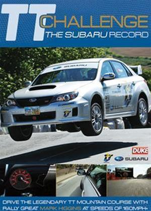 Rent TT Challenge: The Subaru Record Online DVD Rental