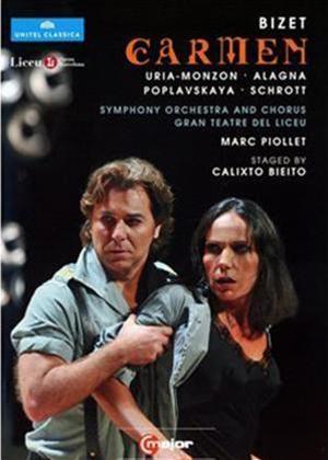 Rent Carmen: Gran Teatre Del Liceu (Piollet) Online DVD Rental