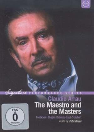 Rent Claudio Arrau: The Maestro and the Masters Online DVD Rental