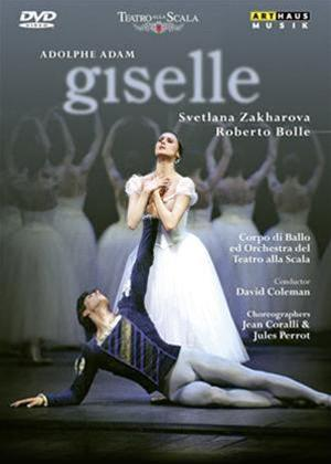 Rent Giselle: Teatro Alla Scala Online DVD Rental