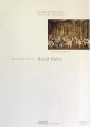 Rent Rudolf Nureyev and Margot Fonteyn: An Evening with the Royal Ballet Online DVD Rental