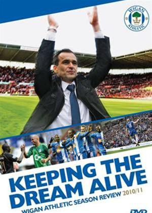 Rent Wigan Athletic FC: End of Season Review 2010/2011 Online DVD Rental