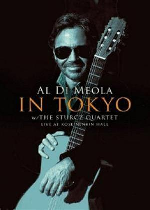 Rent Al Di Meola: In Tokyo with the Sturcz Quartet Online DVD Rental