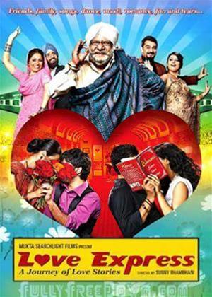 Rent Love Express Online DVD Rental