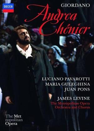 Rent Andrea Chenier: Metropolitan Opera (Levine) Online DVD Rental