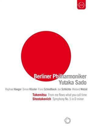 Rent Berliner Philharmoniker: Yutaka Sado Online DVD Rental